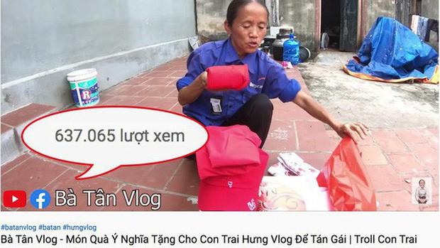Lao đao trong chỉ trích, kênh của bà Tân Vlog sụt giảm view mạnh, dân mạng có đang quá khắt khe? - Ảnh 3.