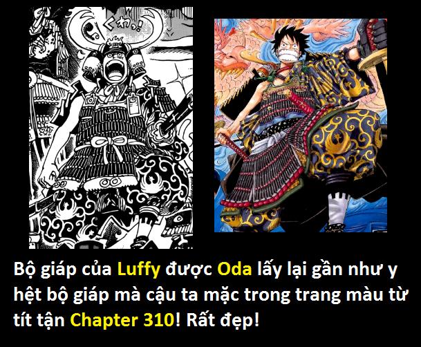 One Piece: Momonosuke sẽ thức tỉnh Trái ác quỷ và những dự đoán về gia tộc Kozuki từ 15 năm trước của thánh Oda - Ảnh 2.
