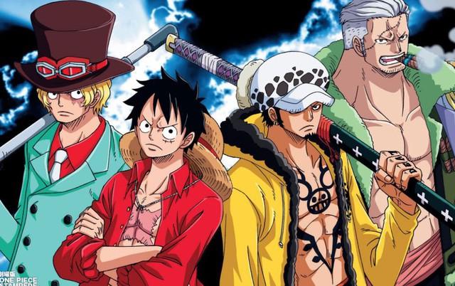 One Piece: Stampede bất ngờ góp mặt trong top 5 doanh thu toàn thế giới tuần vừa qua - Ảnh 2.
