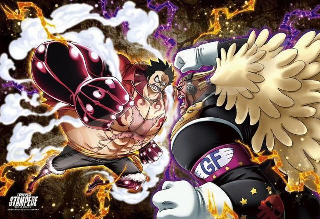 One Piece: Stampede bất ngờ góp mặt trong top 5 doanh thu toàn thế giới tuần vừa qua - Ảnh 3.