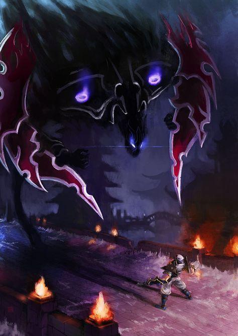 LMHT: Nocturne và Zed - 2 gã sát thủ khủng khiếp nhất trong Liên Minh thực chất là cùng một người? - Ảnh 5.