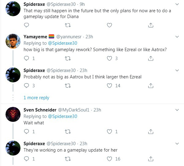 LMHT: Diana sẽ là cái tên tiếp theo được Riot Games nâng cấp lối chơi nào năm sau? - Ảnh 3.