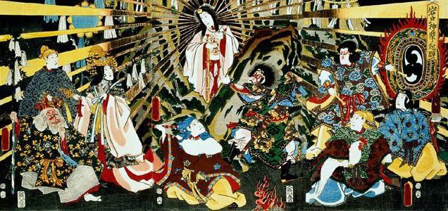 Kimetsu no Yaiba: Mối liên quan giữa điệu múa truyền thống của nhà Tanjiro và thần thoại Nhật Bản - Ảnh 2.