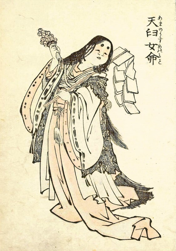 Kimetsu no Yaiba: Mối liên quan giữa điệu múa truyền thống của nhà Tanjiro và thần thoại Nhật Bản - Ảnh 3.