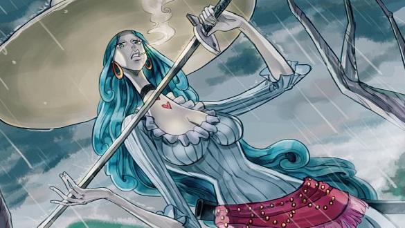 One Piece: Điểm mặt chỉ tên những nhân vật đã từng sở hữu các thanh kiếm huyền thoại, ai cũng mạnh mẽ và bá đạo (P2) - Ảnh 5.