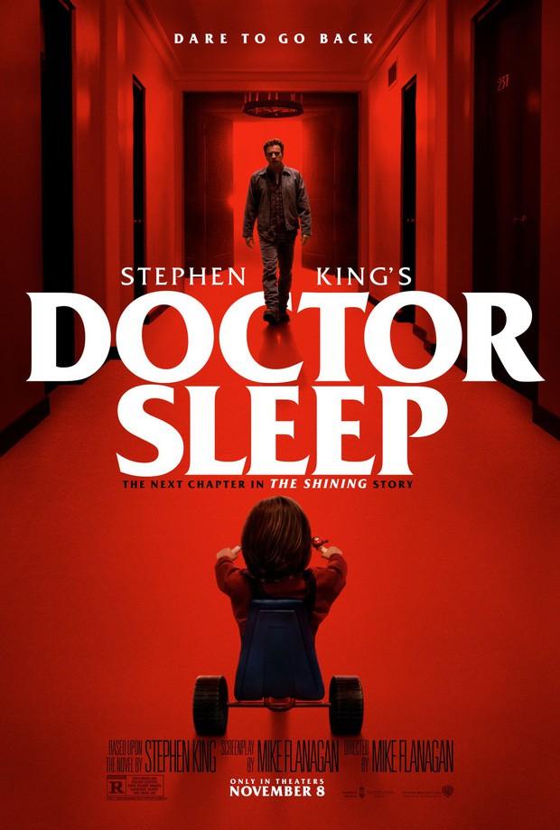 Những phản hồi sớm về Doctor Sleep- bộ phim kinh dị đáng sợ nhất mọi thời đại của Stephen King - Ảnh 2.