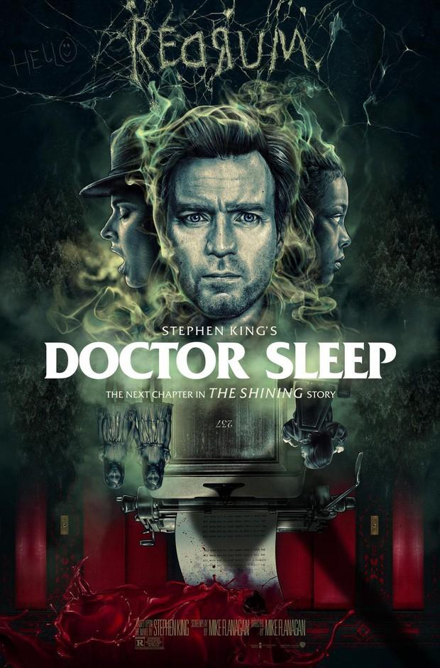 Những phản hồi sớm về Doctor Sleep- bộ phim kinh dị đáng sợ nhất mọi thời đại của Stephen King - Ảnh 3.