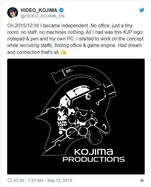 Chỉ một chút lỗi dịch thuật trên các dòng Tweet của Kojima, game thủ đã nháo nhào tranh cãi không ngớt - Ảnh 2.