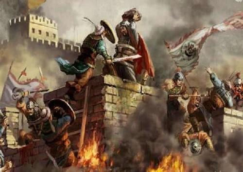 Hai thành trì khó tấn công nhất thời Tam Quốc, Gia Cát Lượng hết cách, Tôn Quyền bất lực - Ảnh 3.