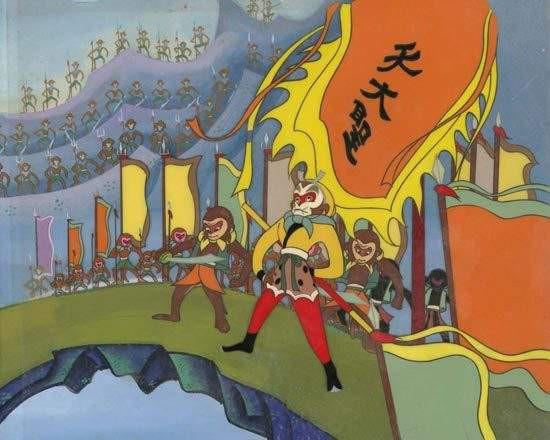 Tôn Ngộ Không: Từ Bạch Mã Ôn đến địa vị mà khắp Tam giới đều phải kính phục - Ảnh 3.