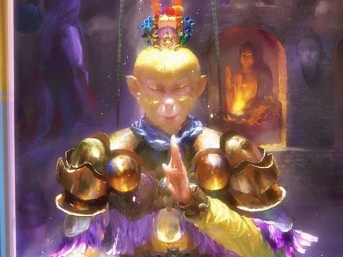 Tôn Ngộ Không: Từ Bạch Mã Ôn đến địa vị mà khắp Tam giới đều phải kính phục - Ảnh 5.