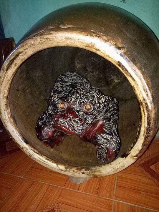 Khám phá truyền thuyết về ma gà - ác linh nổi tiếng của cả thế giới - Ảnh 6.