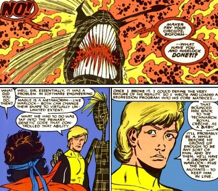 Cypher - Anh hùng tưởng chừng vô dụng nhất Marvel, nhưng vào thời điểm hiện tại thì lại rất mạnh - Ảnh 3.