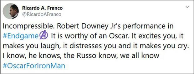 Fan Marvel bất mãn khi Robert Downey Jr. không có tên trong đề cử Oscar, phải chăng đây lại là một chiêu trò của Nhà Chuột? - Ảnh 6.