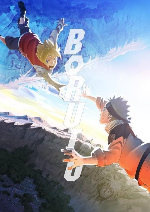 Hé lộ chi tiết mới arc du hành thời gian của con trai Hokage Đệ Thất: Naruto bị truy sát, Boruto về ứng cứu - Ảnh 2.