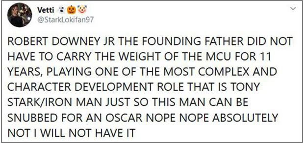 Fan Marvel bất mãn khi Robert Downey Jr. không có tên trong đề cử Oscar, phải chăng đây lại là một chiêu trò của Nhà Chuột? - Ảnh 10.