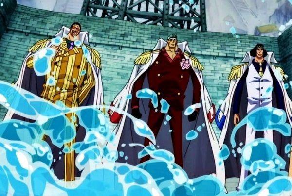 One Piece: Hé lộ thông tin về nhân vật đã đặt biệt danh cho 3 vị đô đốc hải quân đời đầu - Ảnh 2.