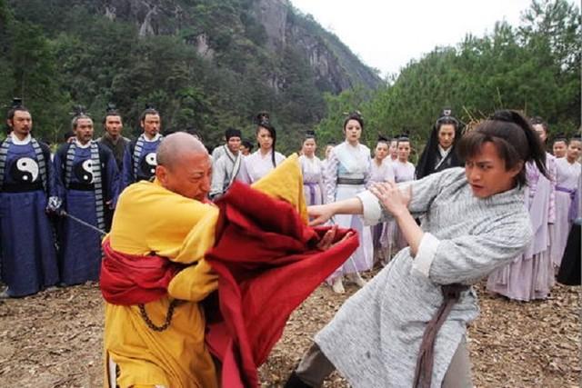 2 môn tuyệt học võ công mượn lực đối thủ trả lại đối thủ cực kỳ ảo diệu trong tiểu thuyết Kim Dung - Ảnh 4.