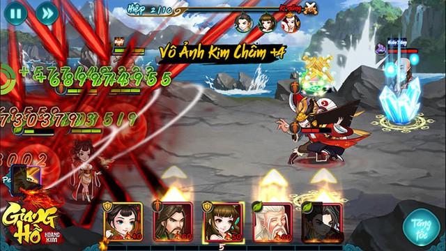 2 môn tuyệt học võ công mượn lực đối thủ trả lại đối thủ cực kỳ ảo diệu trong tiểu thuyết Kim Dung - Ảnh 11.