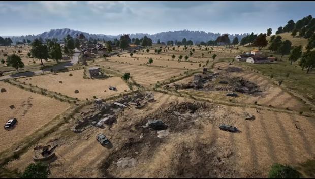Chặng cuối chuyến tham quan Erangel: Câu chuyện về hot drop Pochinki, nơi ăn bom nhiều nhất map - Ảnh 3.