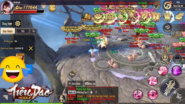 Trải nghiệm Tiêu Dao Mobile - Siêu phẩm nhập vai thỏa sức tranh đấu - Ảnh 1.