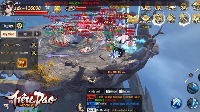 Trải nghiệm Tiêu Dao Mobile - Siêu phẩm nhập vai thỏa sức tranh đấu - Ảnh 2.