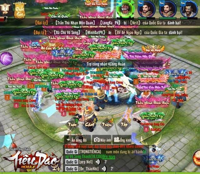 Trải nghiệm Tiêu Dao Mobile - Siêu phẩm nhập vai thỏa sức tranh đấu - Ảnh 3.