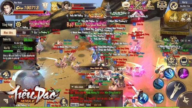 Trải nghiệm Tiêu Dao Mobile - Siêu phẩm nhập vai thỏa sức tranh đấu - Ảnh 5.