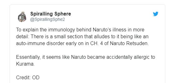 Naruto: Hóa ra căn bệnh hiểm nghèo của Hokage Đệ Thất là do Cửu Vĩ gây ra, nguyên nhân do đâu? - Ảnh 3.