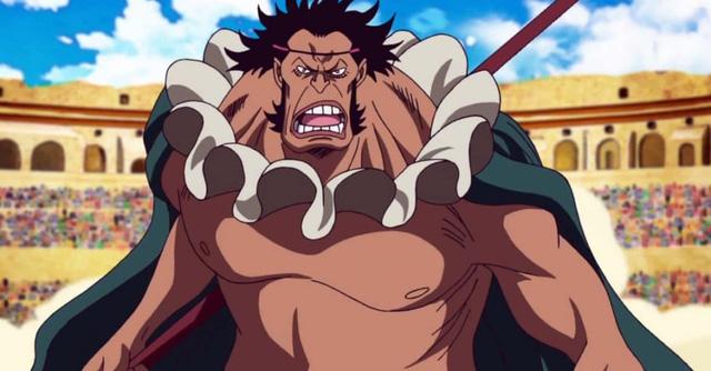 One Piece: Top 10 chiến binh mạnh nhất đã tham gia đấu trường Corrida (P2) - Ảnh 3.