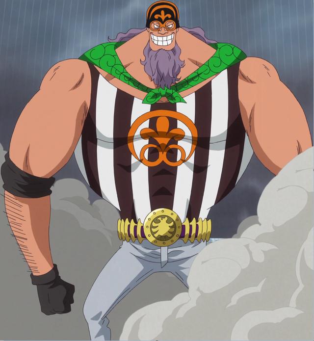 One Piece: Top 10 chiến binh mạnh nhất đã tham gia đấu trường Corrida (P2) - Ảnh 1.