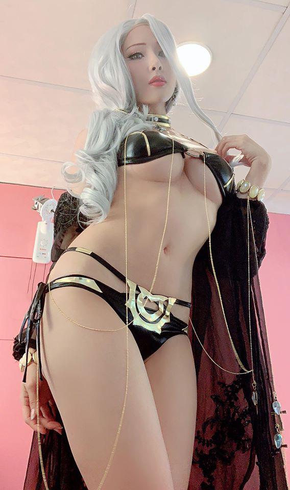 Lẳng lơ mà quyến rũ, nàng ác nữ Carmilla trong Fate/Grand Order khiến ai ai cũng si mê - Ảnh 7.
