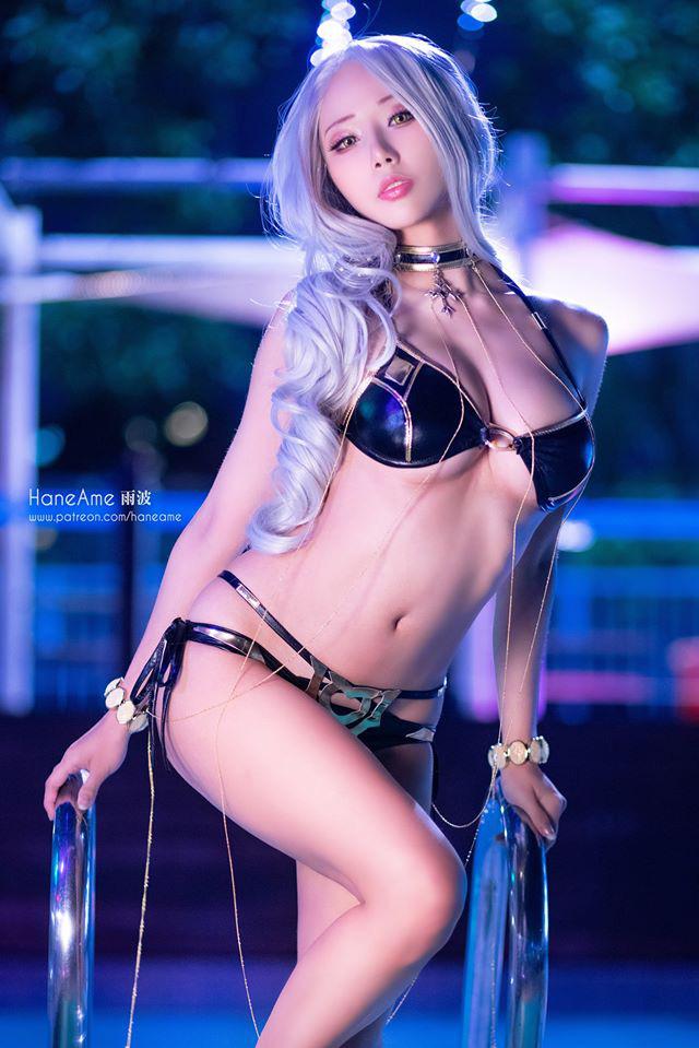 Lẳng lơ mà quyến rũ, nàng ác nữ Carmilla trong Fate/Grand Order khiến ai ai cũng si mê - Ảnh 3.