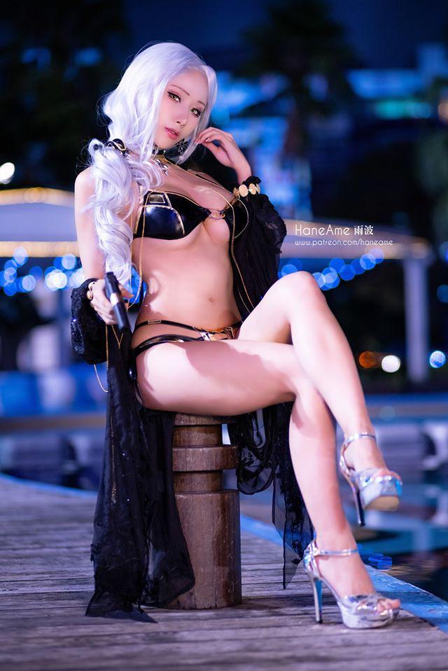 Lẳng lơ mà quyến rũ, nàng ác nữ Carmilla trong Fate/Grand Order khiến ai ai cũng si mê - Ảnh 2.