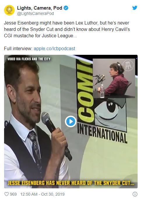 DCEU: Cuối cùng, chúa tể Darkseid đã tự mình... đòi Justice League Snyder Cut? - Ảnh 3.
