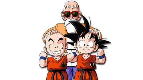 Dragon Ball: Muten Roshi và 10 thầy giáo vĩ đại được nhiều người yêu mến - Ảnh 1.