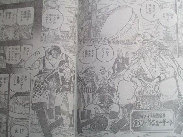 One Piece 963: Oden giao chiến với Râu Trắng ở Kuri và muốn lên thuyền hải tặc - Ảnh 3.