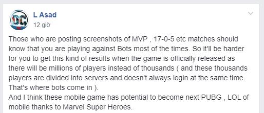 MARVEL Super War mở beta lần 2 nhưng trận đấu chỉ toàn... người đấu với Bot - Ảnh 3.