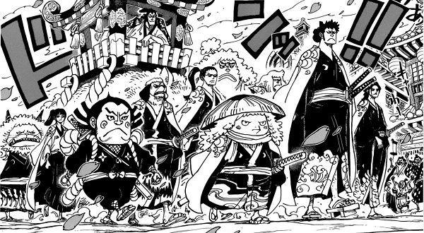 One Piece 963: Cuộc gặp gỡ định mệnh, Kozuki Oden đọ đao kiếm với Râu Trắng - Ảnh 2.
