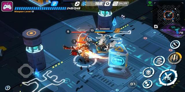 Một số game mobile cực hay mới mở cửa cho game thủ tải về chơi miễn phí - Ảnh 9.