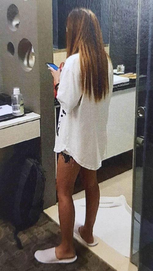Hot girl Thái Lan đến Đài Loan thăm bạn trai, tiện thể bán dâm thì bị bắt - Ảnh 1.