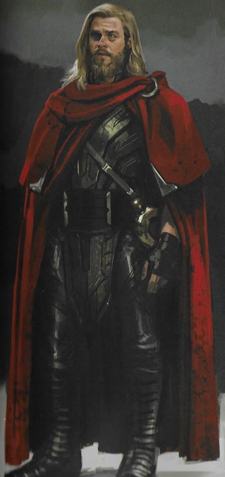 Chết cười khi ngắm loạt ảnh dìm Thần Sấm Bro Thor trong Avengers: Endgame - Ảnh 14.