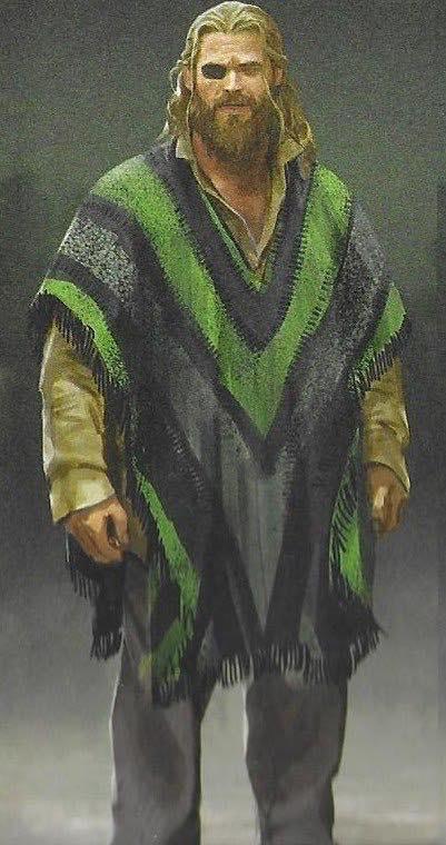 Chết cười khi ngắm loạt ảnh dìm Thần Sấm Bro Thor trong Avengers: Endgame - Ảnh 4.