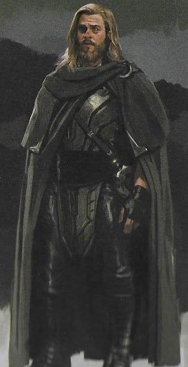 Chết cười khi ngắm loạt ảnh dìm Thần Sấm Bro Thor trong Avengers: Endgame - Ảnh 15.