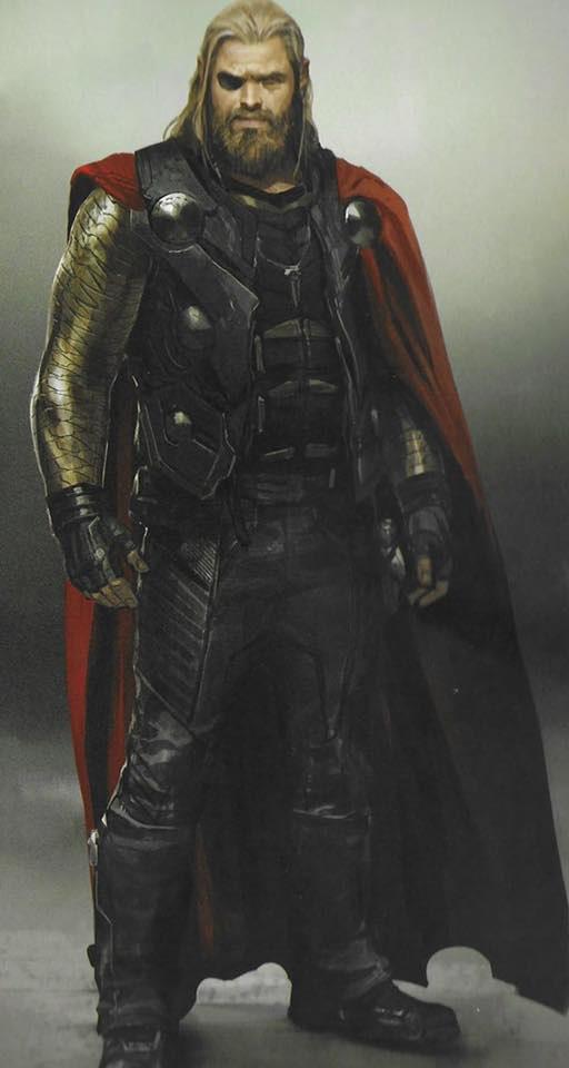 Chết cười khi ngắm loạt ảnh dìm Thần Sấm Bro Thor trong Avengers: Endgame - Ảnh 13.