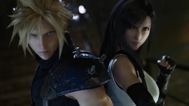 Final Fantasy 7 Remake còn chưa ra, fan lại nhận tin vui sẽ có hẳn phần 2 để chiến - Ảnh 1.