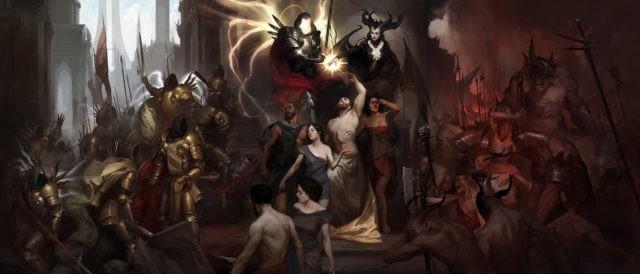 'Bà trùm' Lilith – Boss cuối siêu khủng sẽ xuất hiện trong bom tấn Diablo 4 - Ảnh 5.