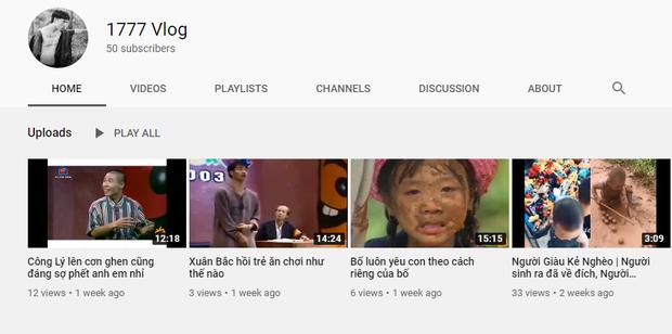 Nổi lên quá nhanh, 1977 Vlog bị bú fame mãnh liệt trên Youtube, xuất hiện cả những 1997, 1777 Vlog - Ảnh 5.
