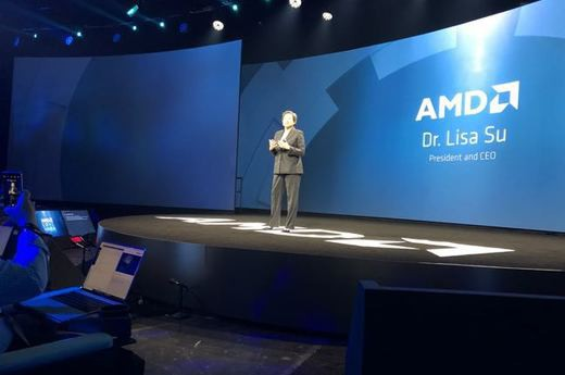 AMD, kẻ luôn nằm chiếu dưới, đang trở thành một thế lực đe dọa cả Intel và Nvidia - Ảnh 1.