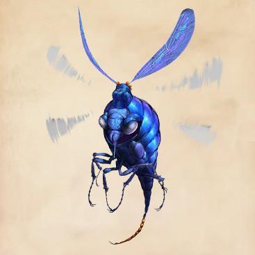 Tìm hiểu về Billywig: Khi phù thủy phê pha bằng... ong đốt - Ảnh 1.